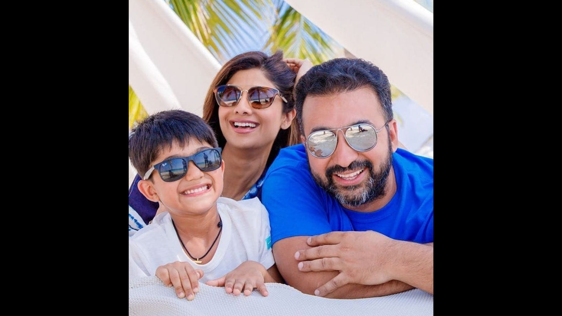 Shilpa Shetty's Son Viaan Kundra Shares A Post About 'Life,' 'Trouble', And 'Moments' Post Father Raj Kundra's Bail News