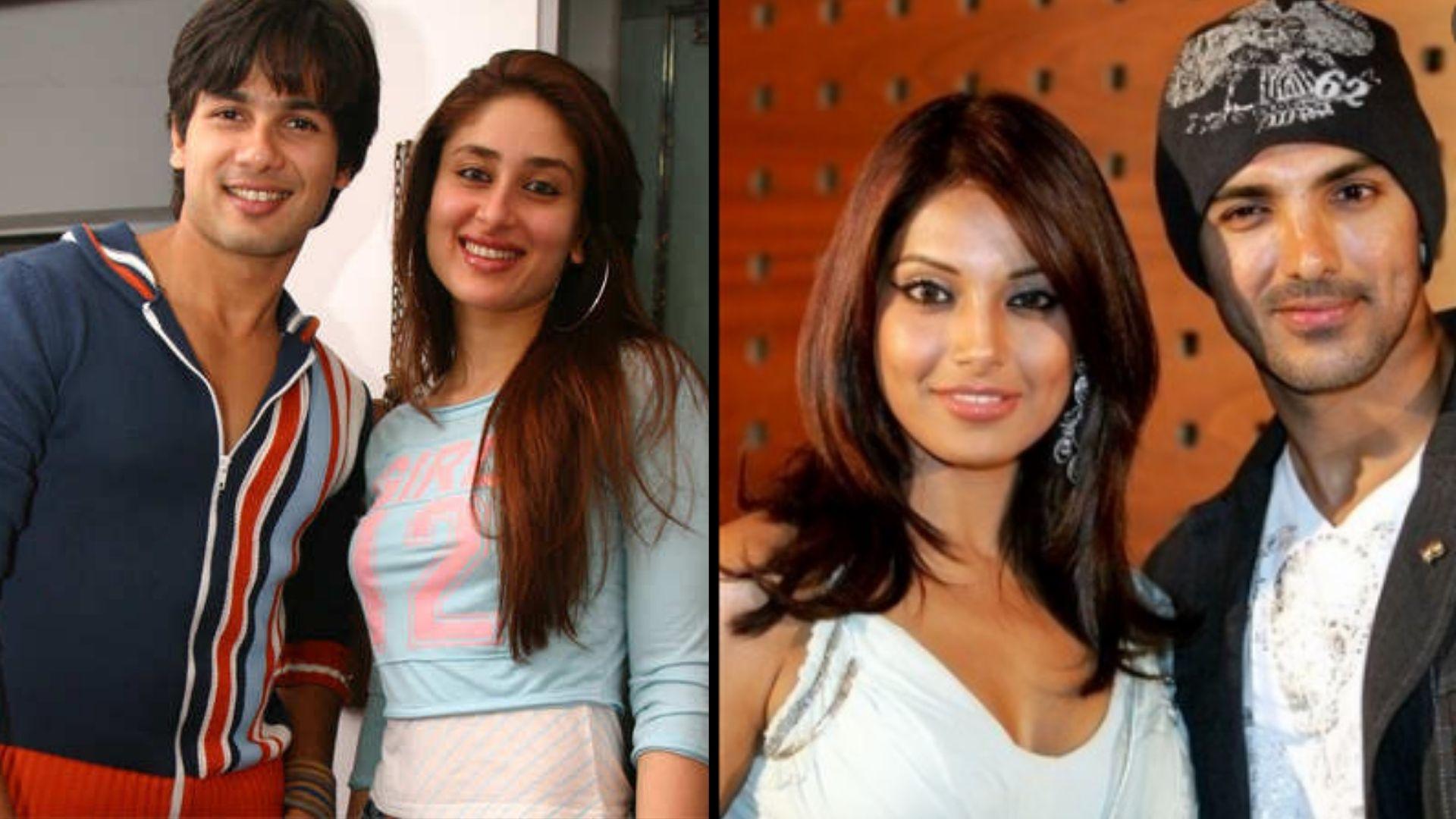 Kareena Kapoor-Shahid Kapoor, Bipasha Basu-John Abraham- 4 Bollywood Ex-Couples Who Were Awkward When They Bumped Into Their Exes