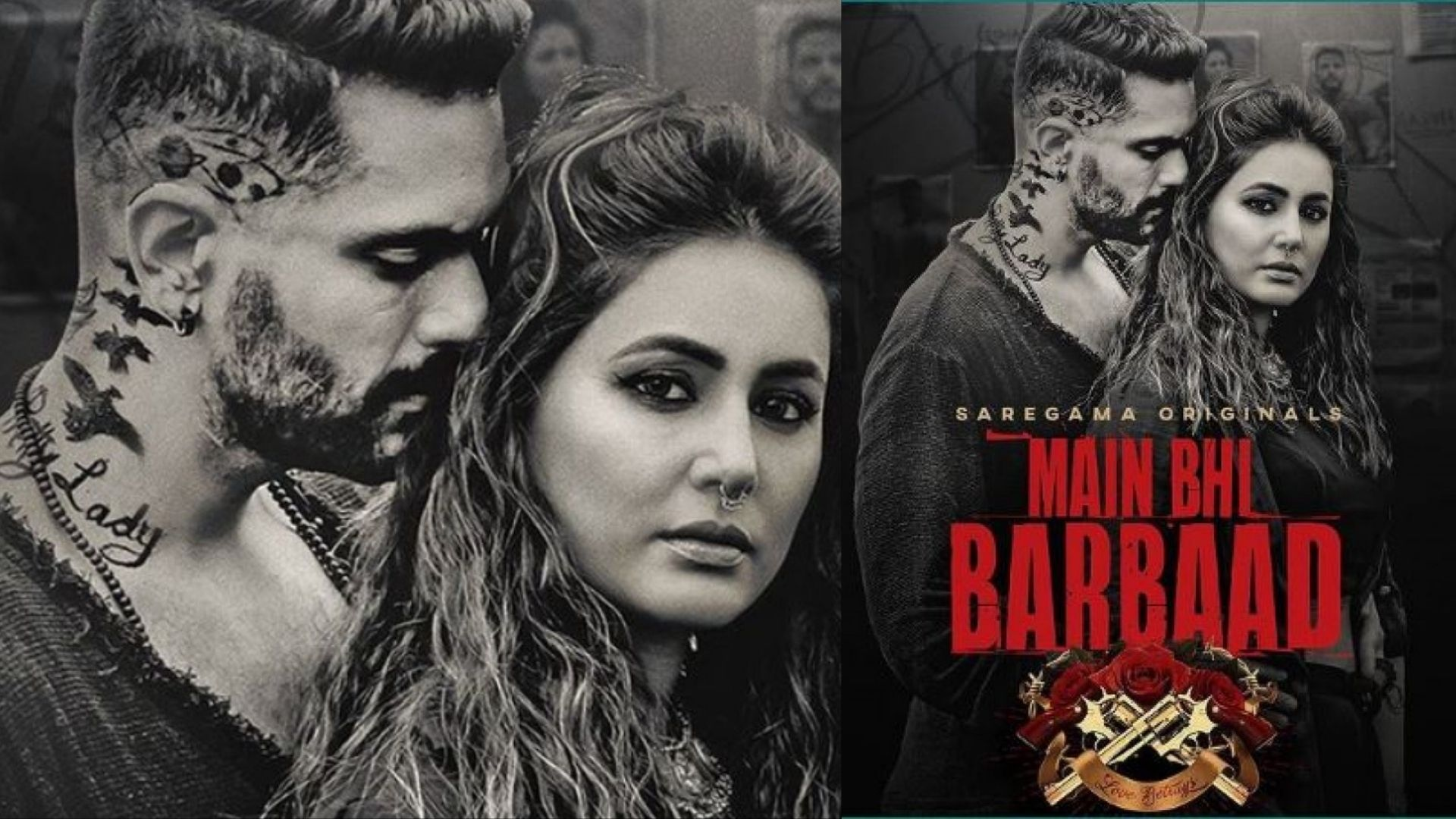Main Bhi Barbad Teaser: Ahead Of Its Release, Hina Khan And Angad Bedi Set Social Media On Fire With Their Chemistry – VIDEO