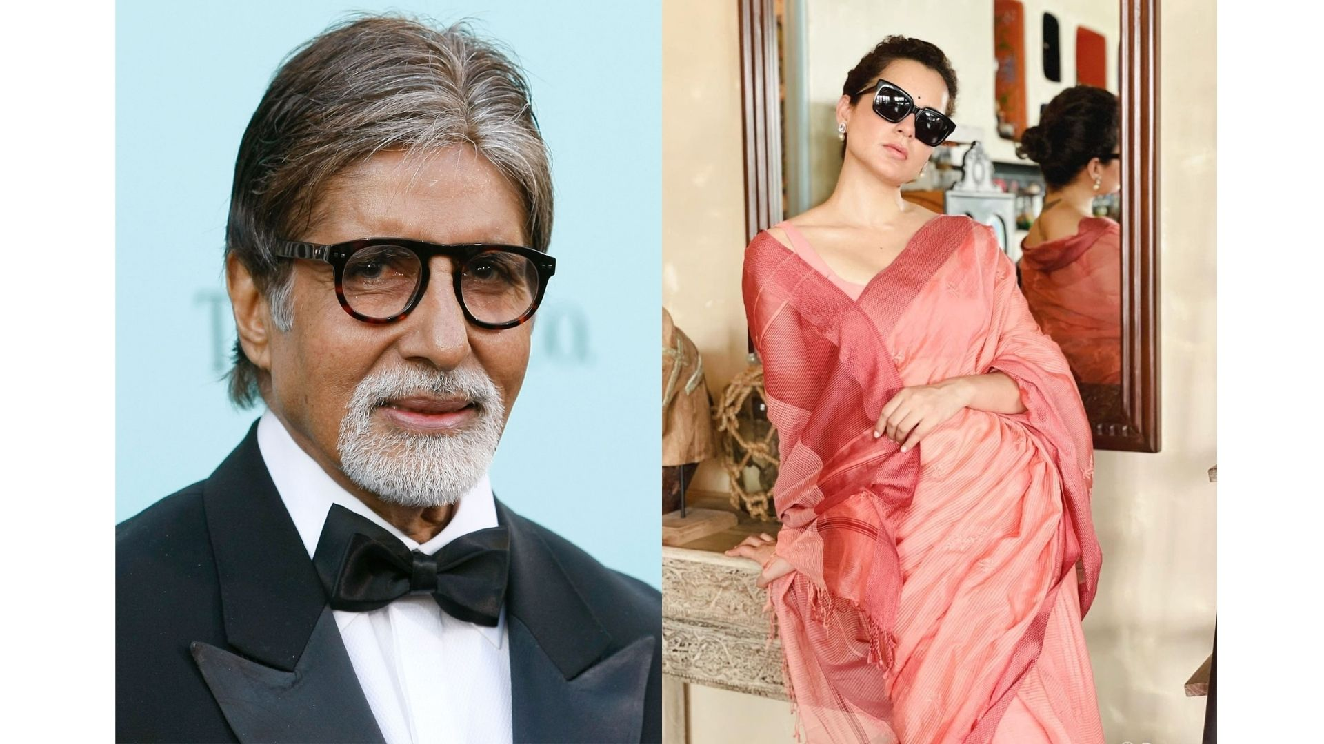 From Amitabh Bachchan To Kangana Ranaut, 4 Actors Who Played The Perfect Politician