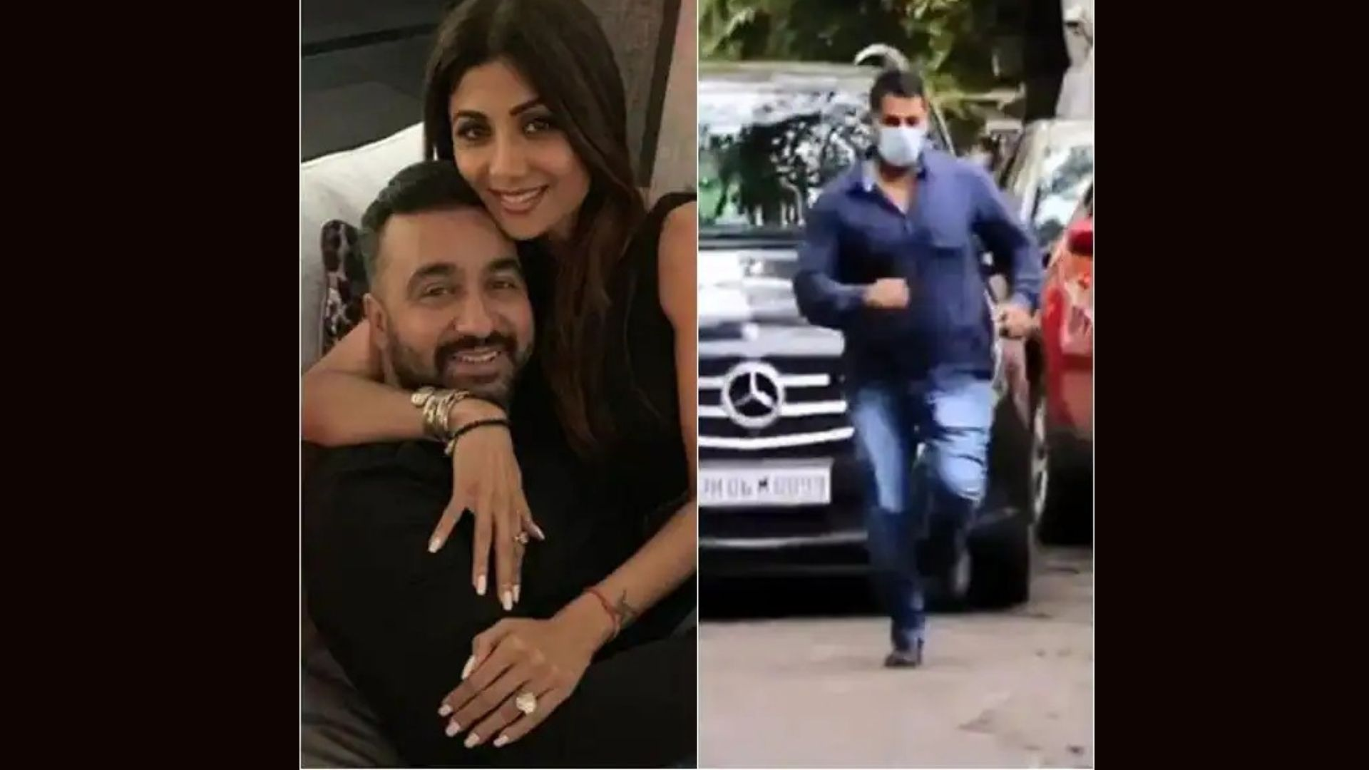 Shilpa Shetty's Bodyguard Is Winning The Hearts Of Indians For Being Absolutely Loyal