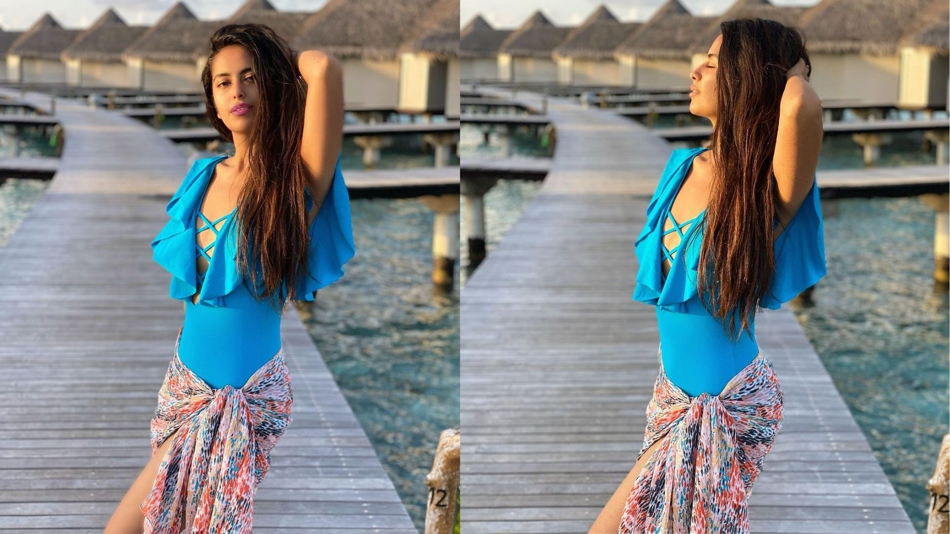 Avika Gor Is Breaking The Internet With Her Hot Bikini Pictures From Her Maldives Vacay