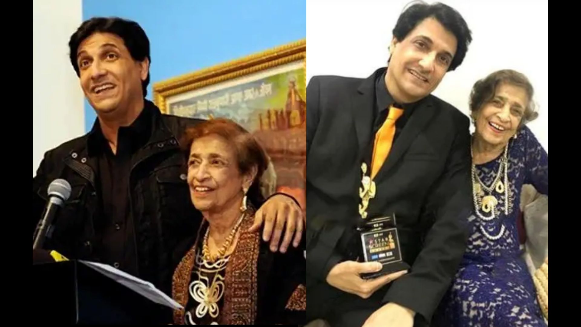 Bollywood Choreographer Shiamak Davar's Mother Puran Davar Passes Away At 99