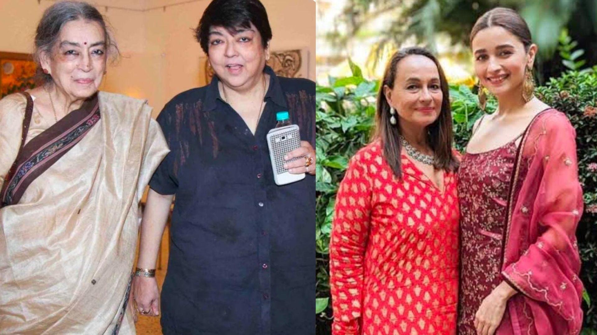 Late Filmmaker Kalpana Lajmi's Mother Lalitha Lajmi Opens-up On Soni Razdan And Alia Bhatt's Financial Help