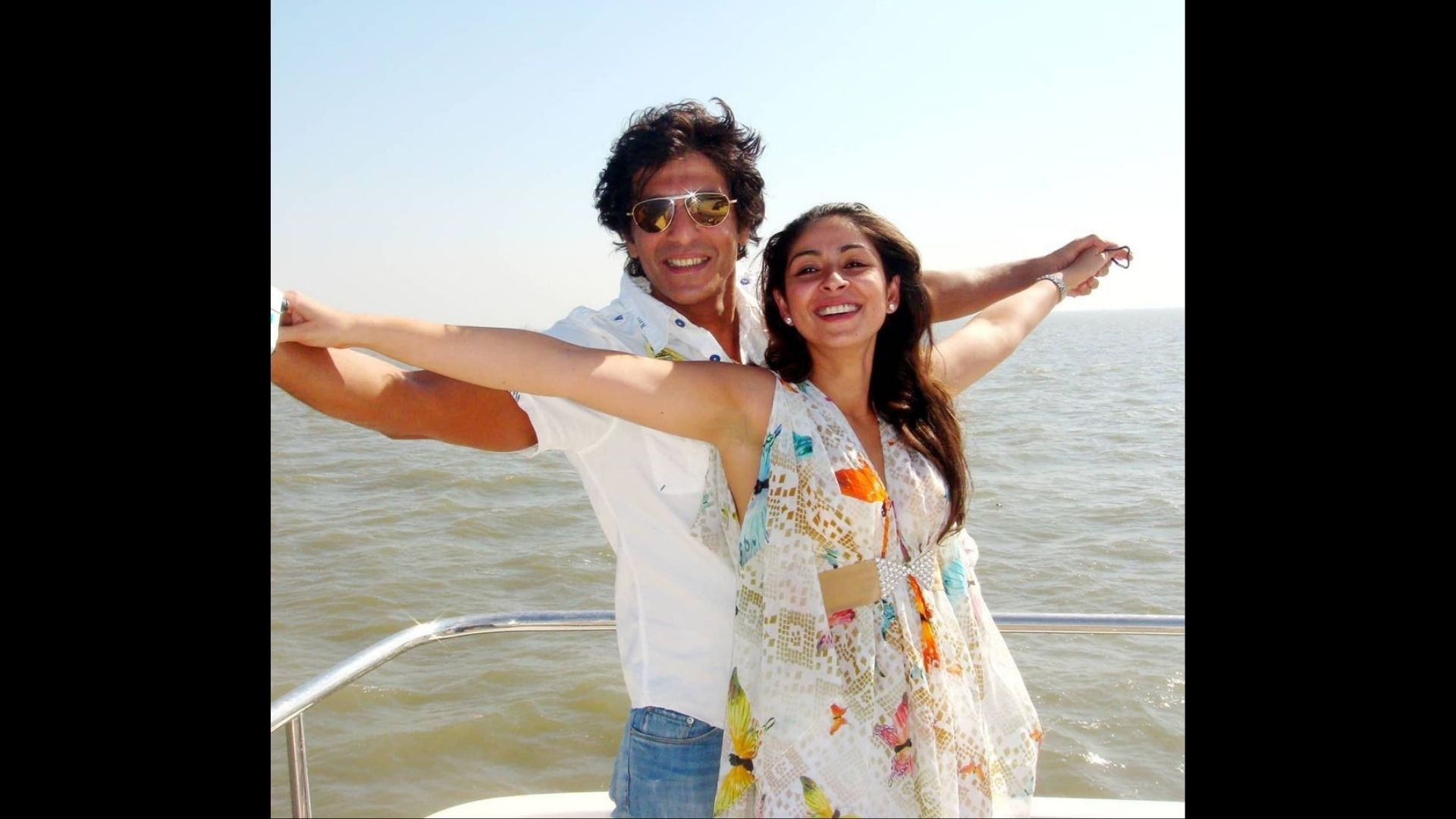 Chunky Pandey reveals the funny incident where wife Bhavana Pandey fed him raw chicken when they were a newlywed couple