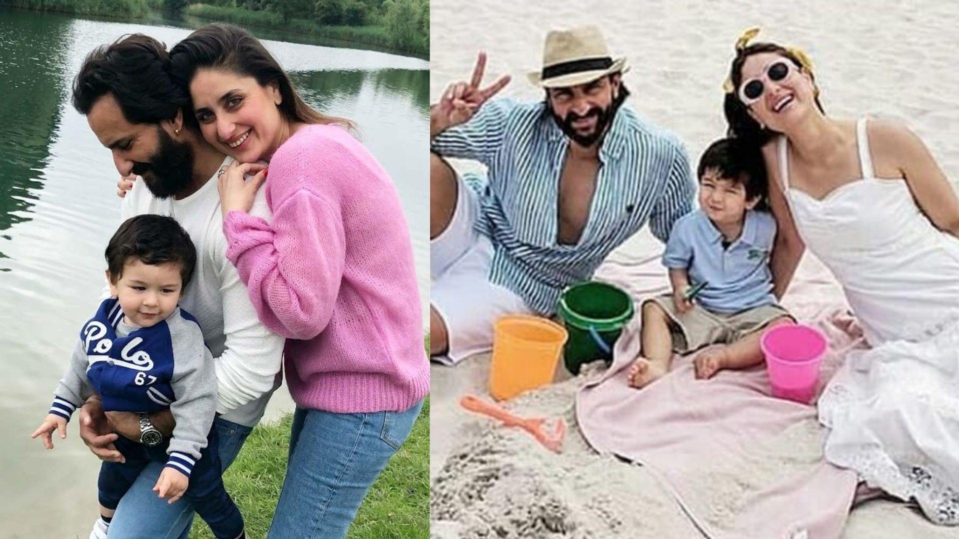 After A Great Vacation In The Maldives, Kareena Kapoor Khan And Saif Ali Khan Are Back To The Bay