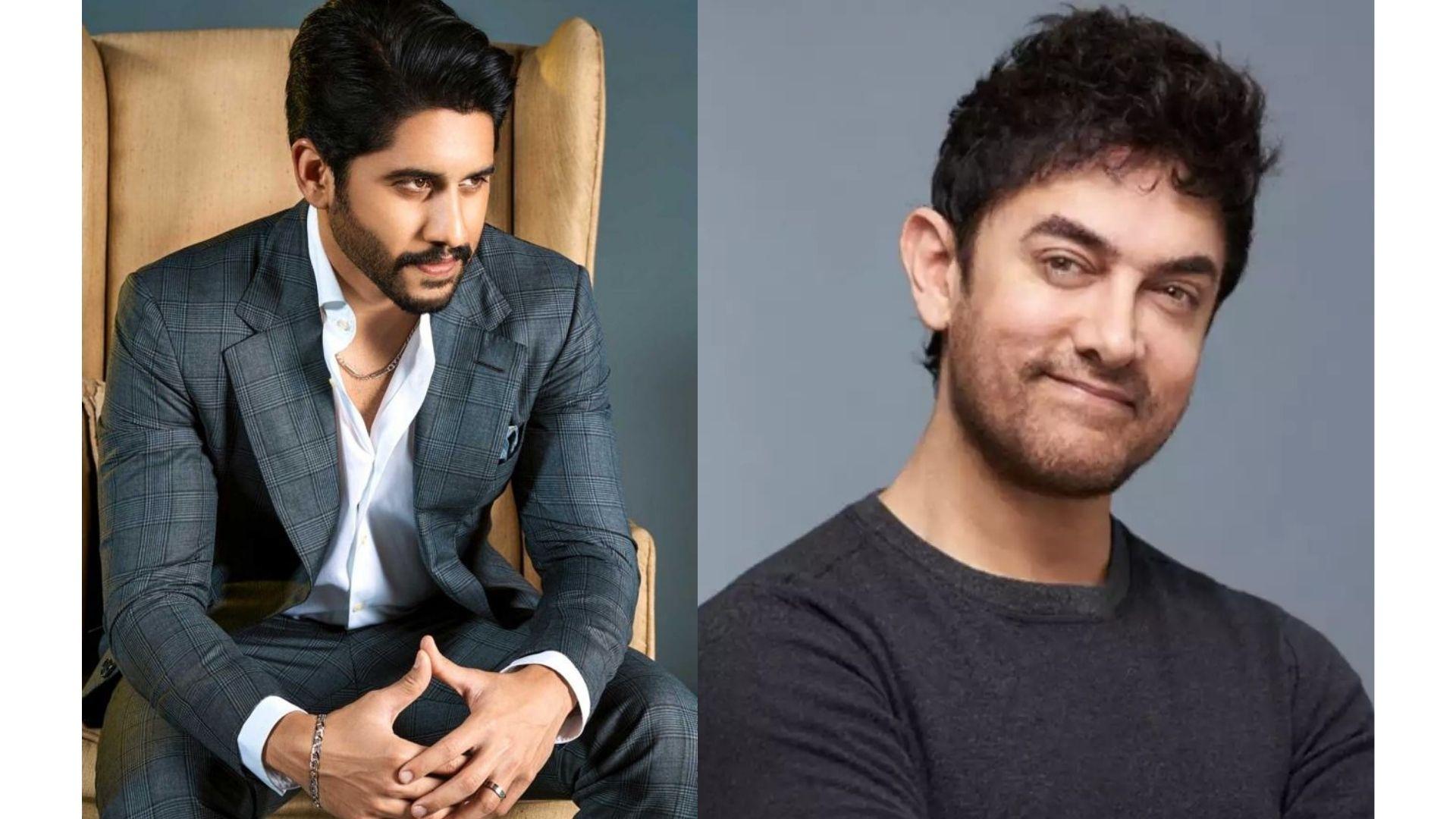 Laal Singh Chaddha: Naga Chaitanya Gives Humble Response To Aamir Khan For Heaping Praises On Him