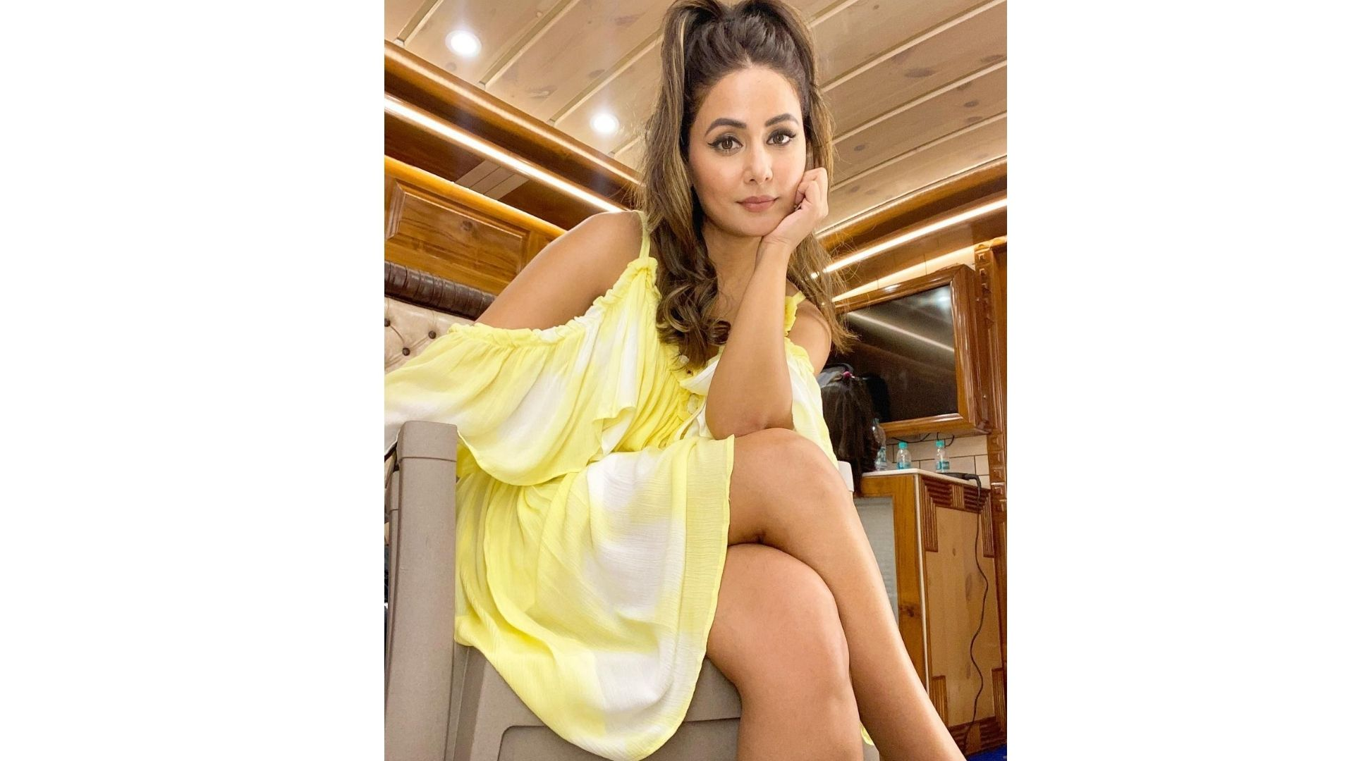 Even After Being Such A Successful Actress, Hina Khan Still Gets Asked About Her Details During Auditions; Her Reaction Will Melt Your Heart
