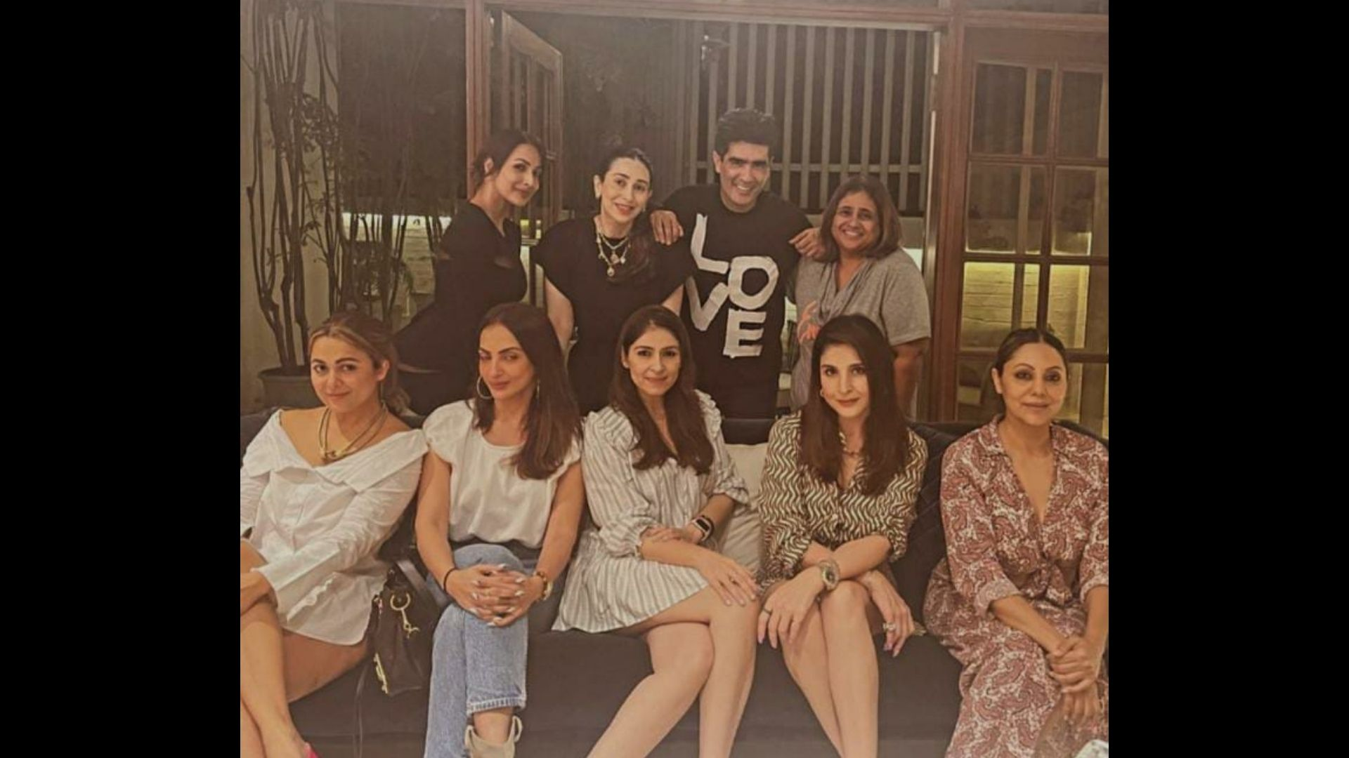 INSIDE PICS: From Ananya Panday, Gauri Khan To Malaika Arora See Who Attended Manish Malhotra's House Party; Bandra Girls Give Major Fashion Goals