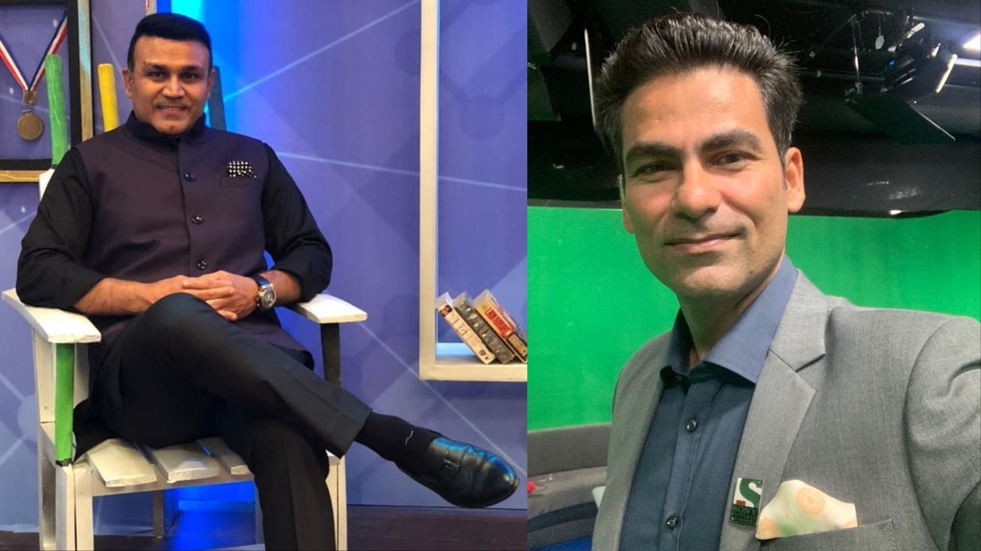 The Kapil Sharma Show: Throwback To The Time When Virender Sehwag Taunted Mohammad Kaif