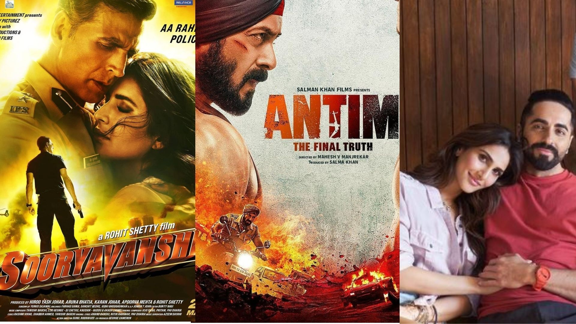 Sooryavanshi, Antim And Chandigarh Kare Aashiqui Makers Looking For  Diwali Release? Latest Reports Suggests So