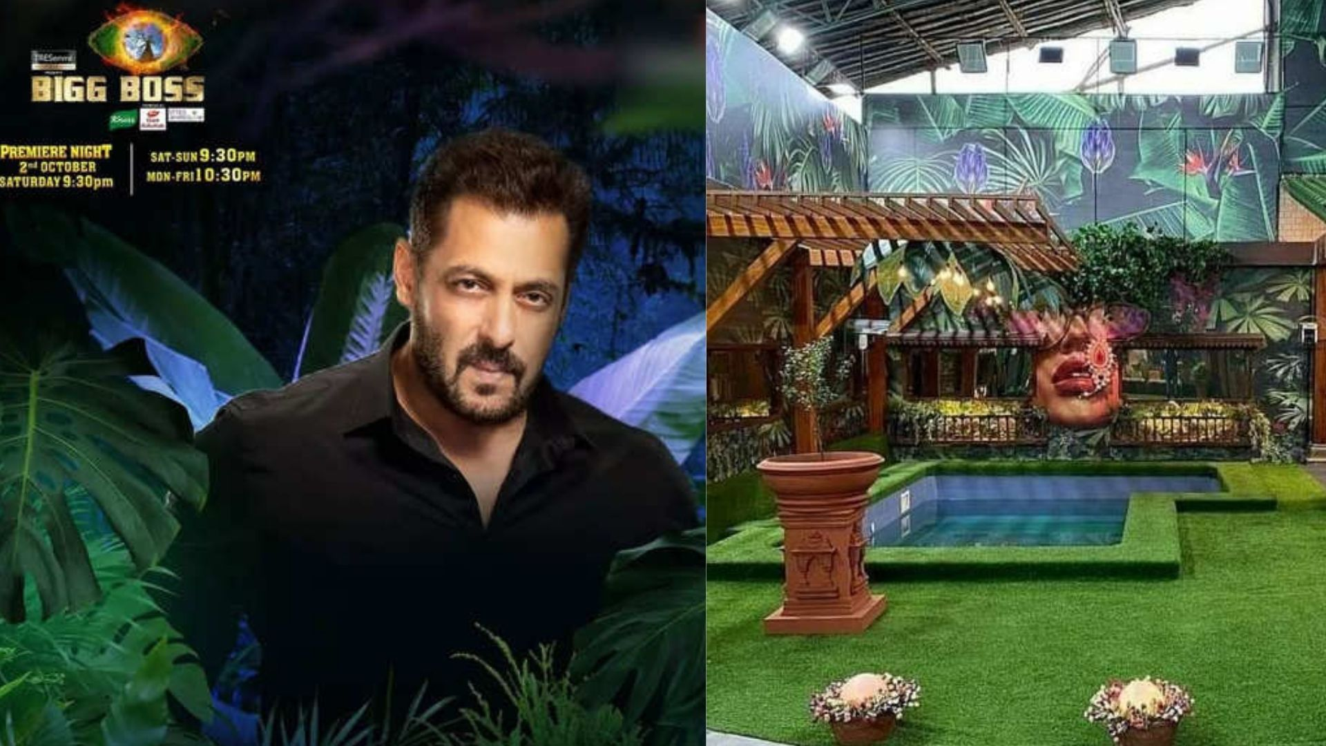 Bigg Boss 15: Pictures From The Jungle Based Theme House LEAKED Online