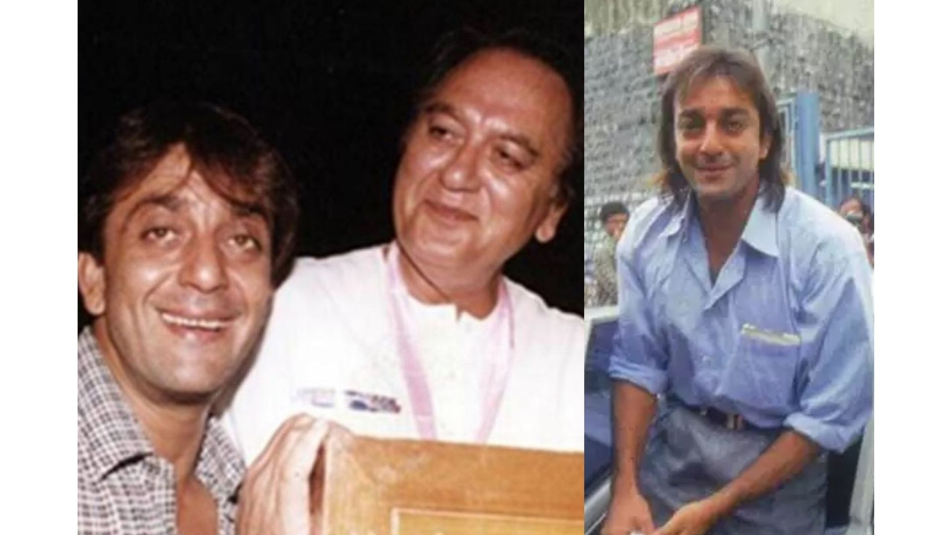 Did You Know Sanjay Dutt Had To Address Father Sunil Dutt As 'Sir' On Sets Of Rocky?