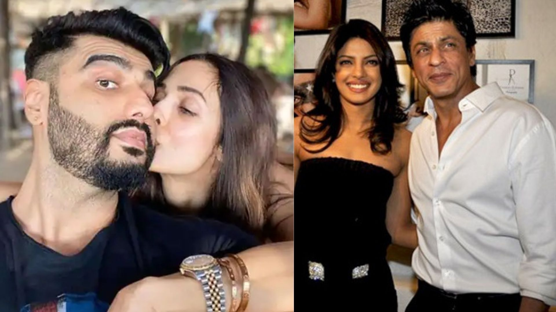 Bollywood Celebrities Like Shah Rukh Khan And Priyanka Chopra Who Made Headlines With Their Link-ups