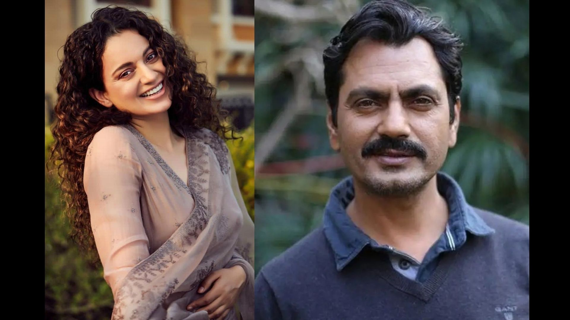 Kangana Ranaut Congratulates Nawazuddin With Pride For His Emmy Nominations; Calls Him The 'Best Actor'