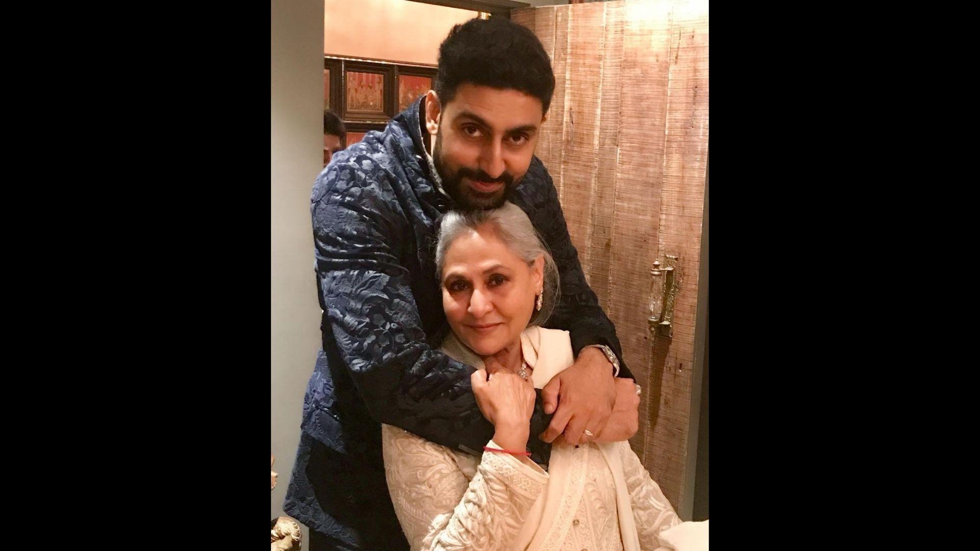 Jaya Bachchan Completes Half-Century In Bollywood; Abhishek Bachchan Pens An Appreciation Post For His Mother