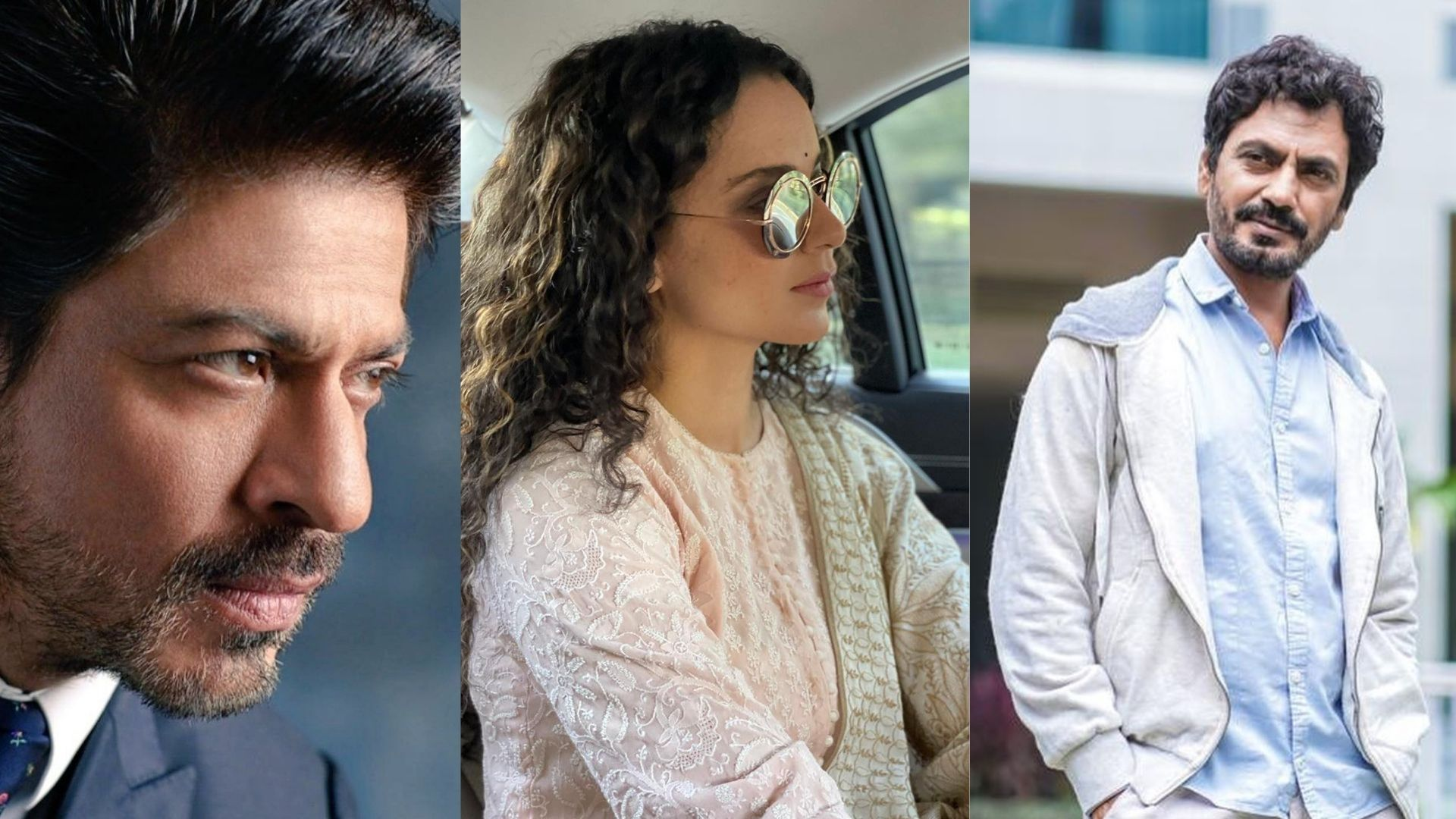 Shah Rukh Khan To Kangana Ranaut- Celebs Who Went From Rags To Riches