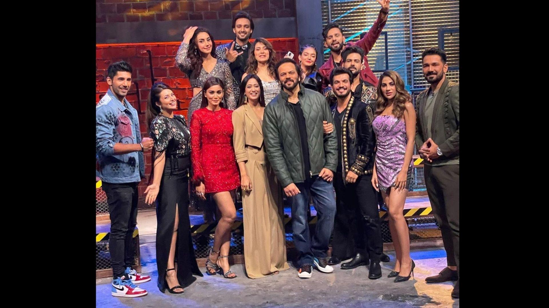 Khatron Ke Khiladi 11: Climax Stunts Of Arjun Bijlani, Divyanka Tripathi Dahiya, Varun Sood That Made The Finale Episode As Grand As It Could Be