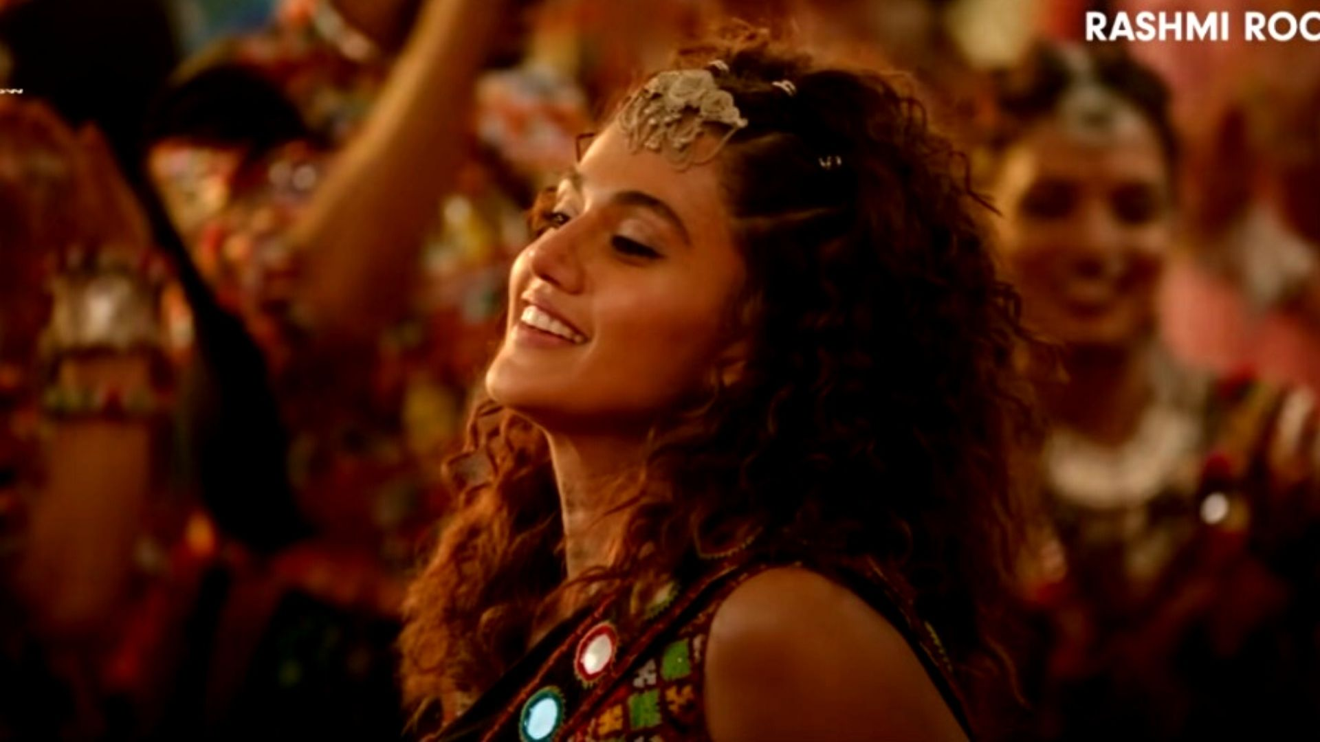 Rashmi Rocket Ghani Cool Chori Song Teaser: Get Ready To Groove With Taapsee Pannu's Latest Navratri Track; Song Out Tomorrow