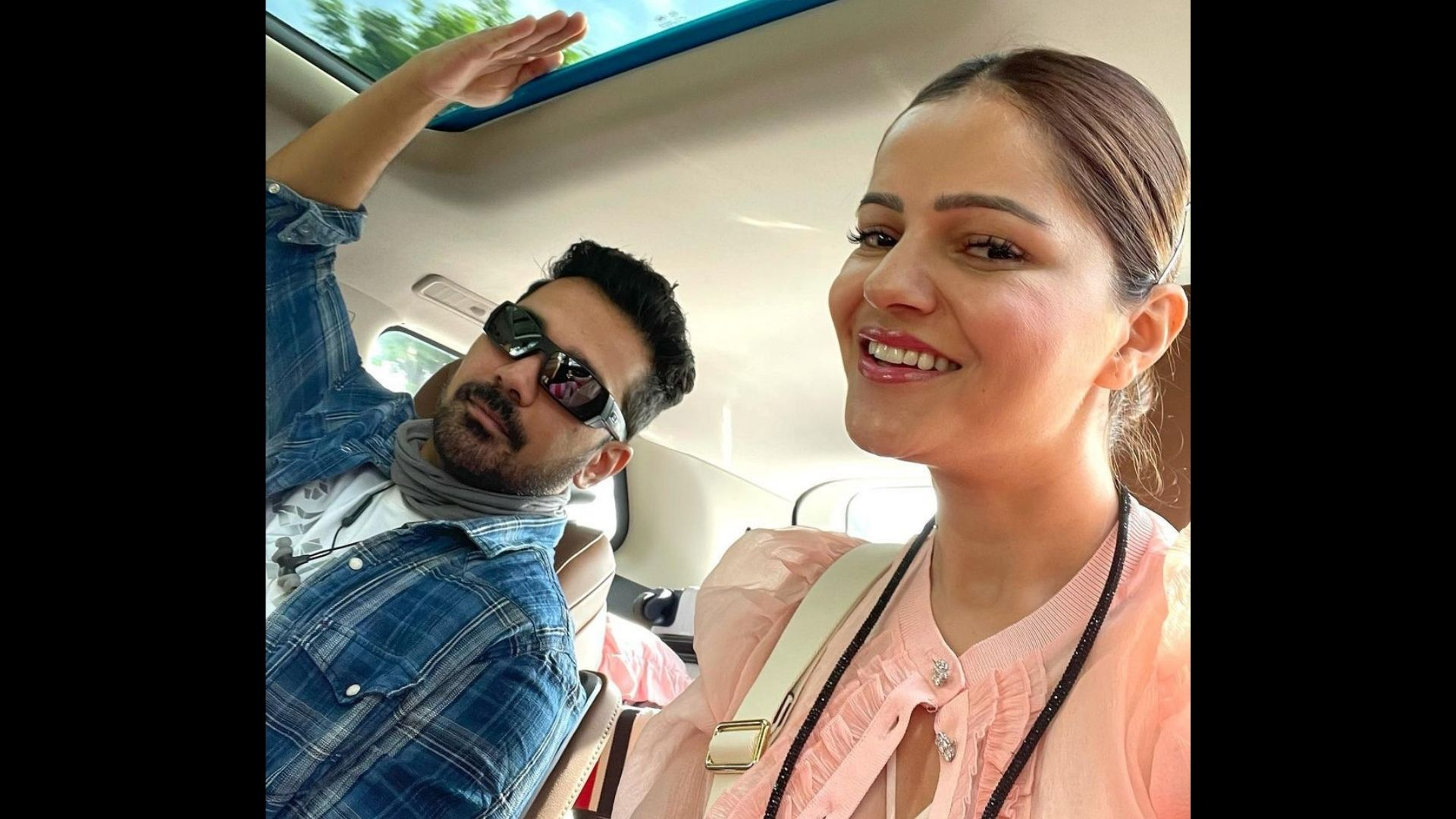 Rubina Dilaik Sets The Internet On Fire With Her Sizzling Photos From The Maldives; Gives A Sneak-Peek Into Husband's B'Day Celebrations SEE  PICS