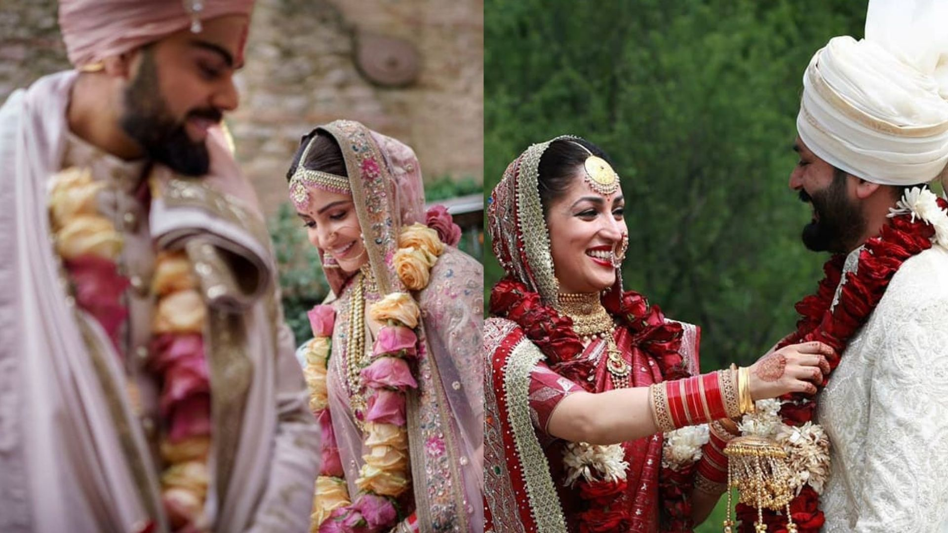 Anushka Sharma, Yami Gautam And Others- Bollywood Celebrities Who Tied The Knot In A Hush-Hush Ceremony