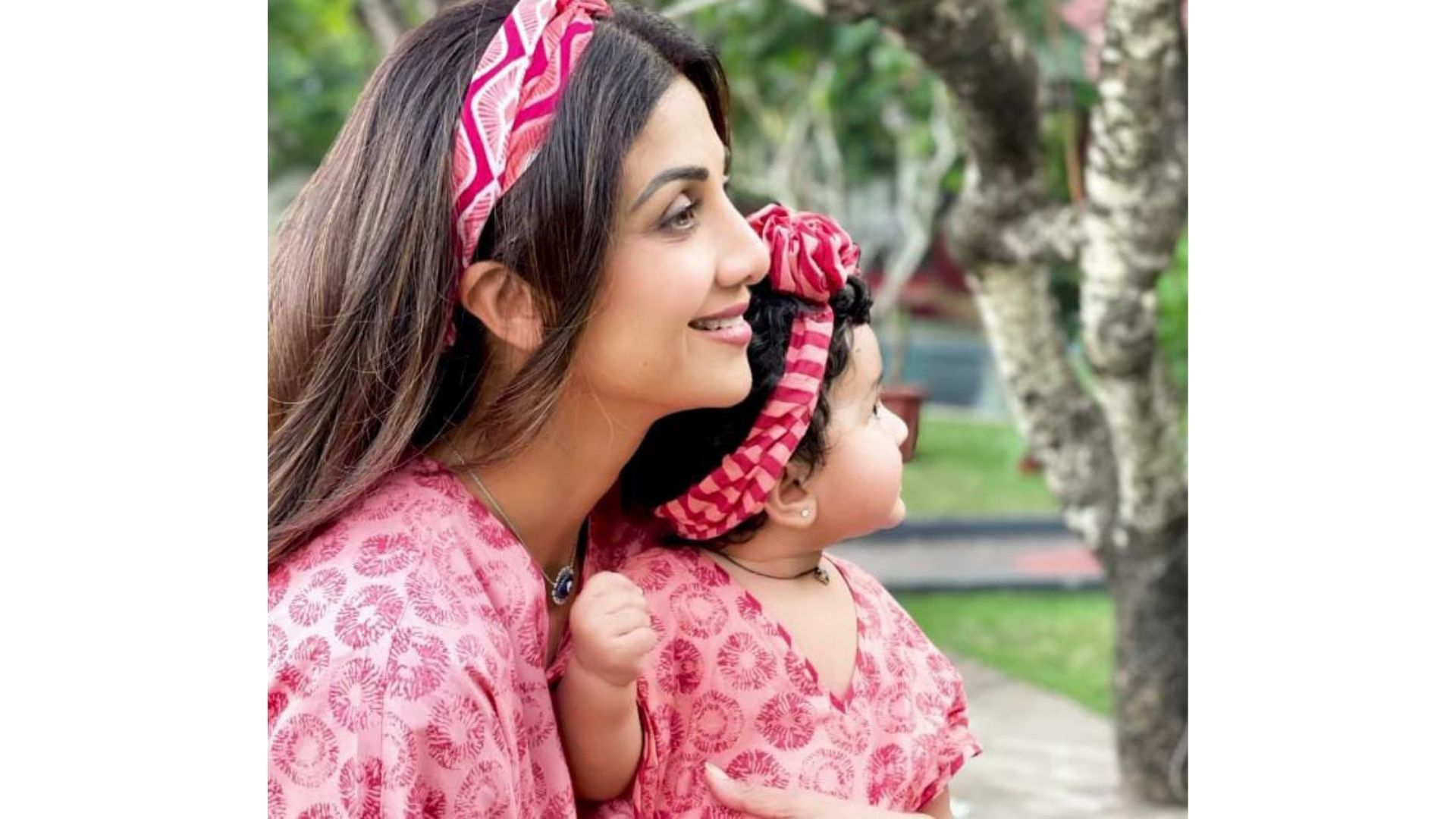 Shilpa Shetty Shares A Twinning Video With Daughter Shamisha Shetty And Their Cuteness Will Melt Your Hearts