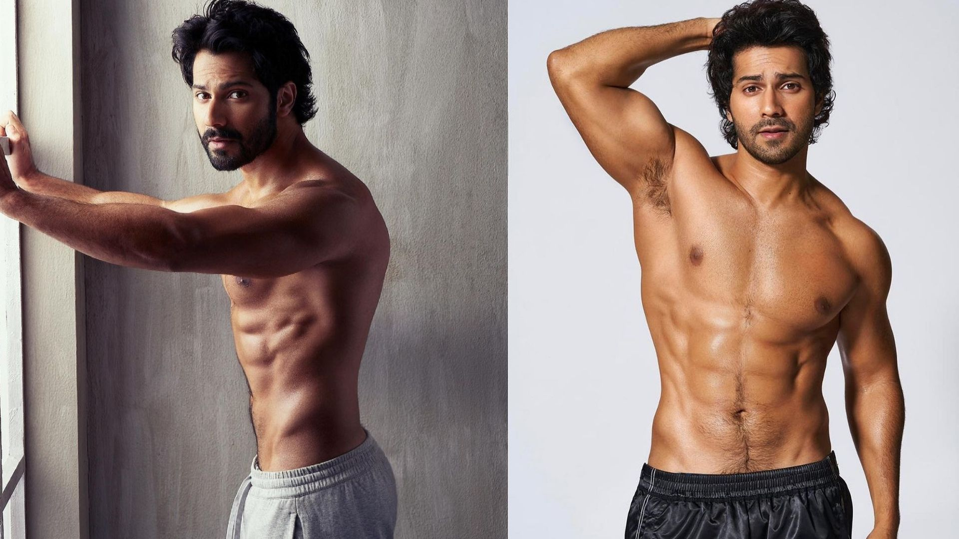 Varun Dhawan's Ripped Hot Bod Is Sure To Make You Want To Sweat It Out In The Gym