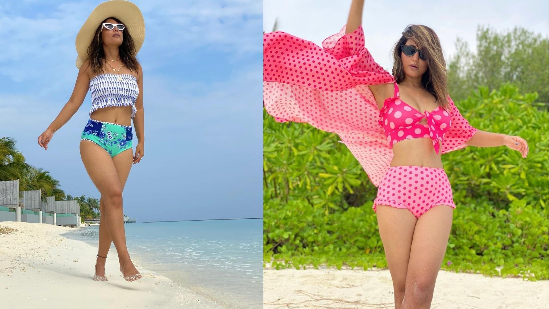 Hina Khan's Hottest Pictures From Her Vacations Abroad That Will Give You Major Travel Goals