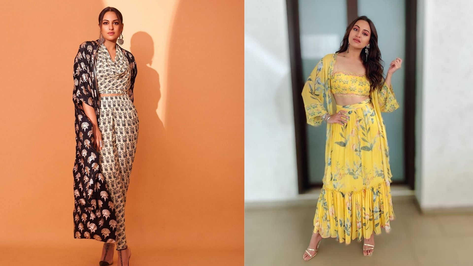 Check Out Sonakshi Sinha's New Stylish Indo-Western Outfit That Has Left Us Drooling