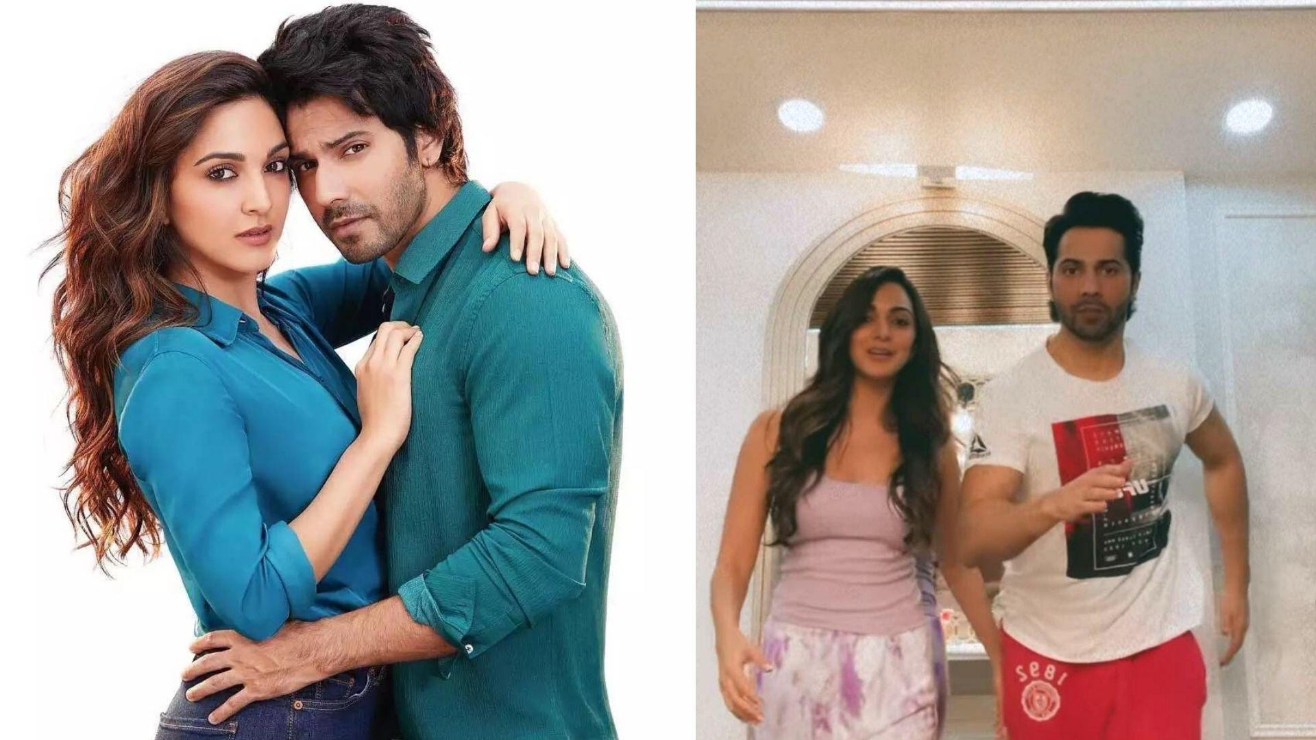 Jug Jugg Jeeyo: Kiara Advani And Varun Dhawan Groove On Diljit Dosanjh's Lover; Flaunt Lithe Moves While 'Being Adults' In Vanity Van