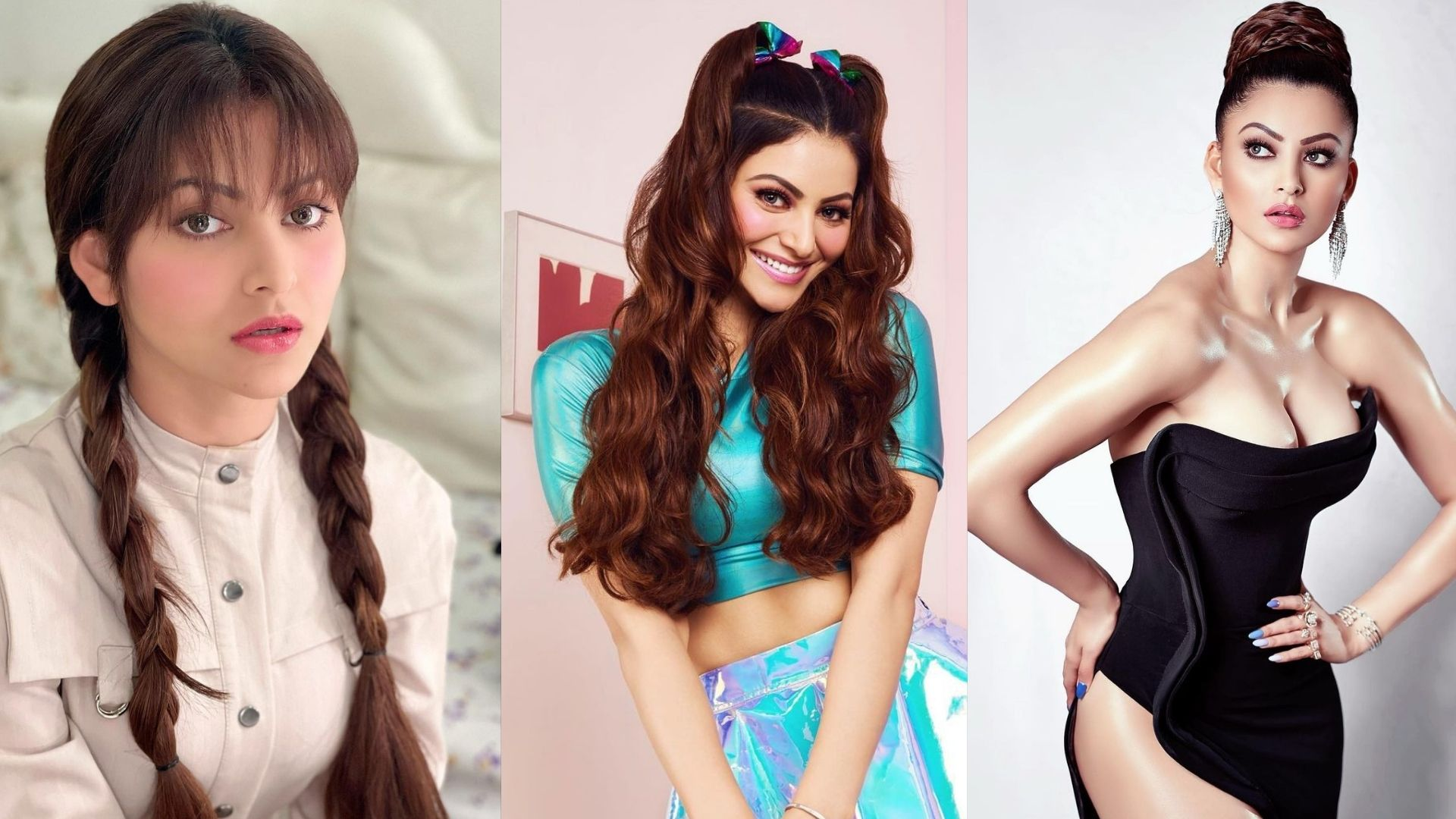 Urvashi Rautela's Hairstyles That You Should Definitely Give A Try