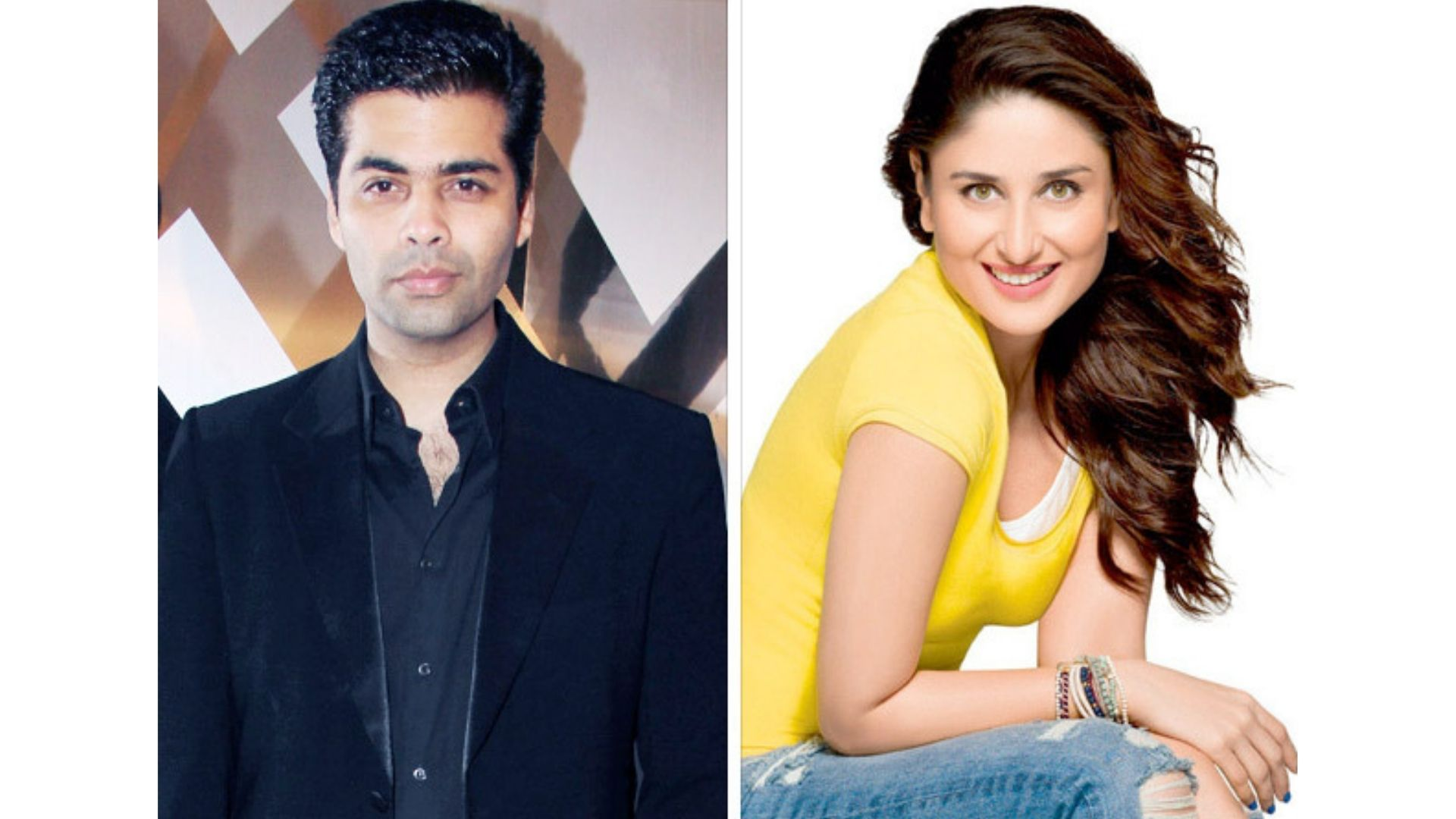 Bollywood BFFs Kareena Kapoor Khan And Karan Johar Come Together For A Project; Recreate Iconic 'Poo' Scene From K3G