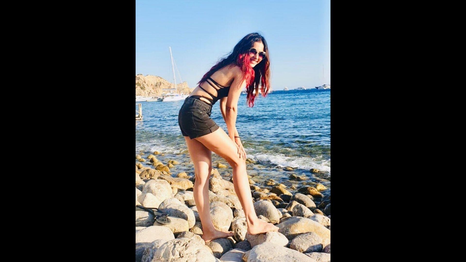 Rakul Preet Singh Is Burning The Internet Down With Her Hottest Bikini Pics
