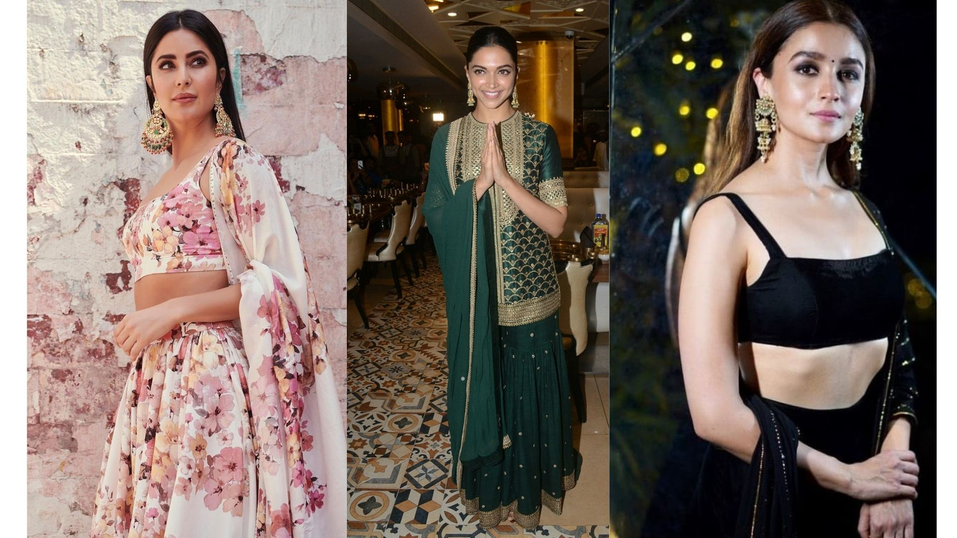 From Deepika Padukone To Alia Bhatt- Take Cues From These Celebs For Gloomy Colours To Wear To Weddings