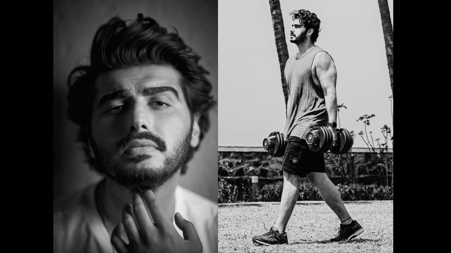 Arjun Kapoor Says 'Let's Do Some Extra Mehnat' While Flaunting His Abs