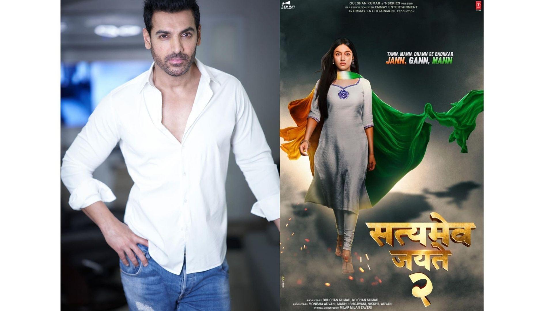 Satyameva Jayate 2: John Abraham, Divya Khosla Kumar Starrer Gets A Release Date