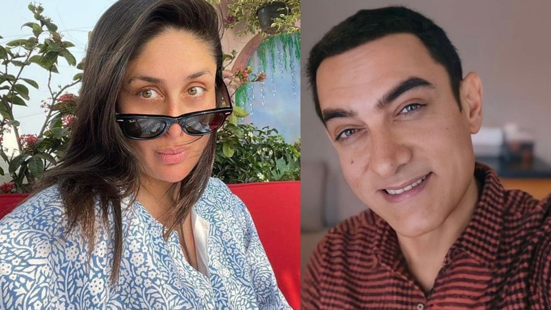Aamir Khan's Look From Laal Singh Chaddha Has Induced Giggles Among Netizens; Aamir And Bebo's Look Leaked From The Sets