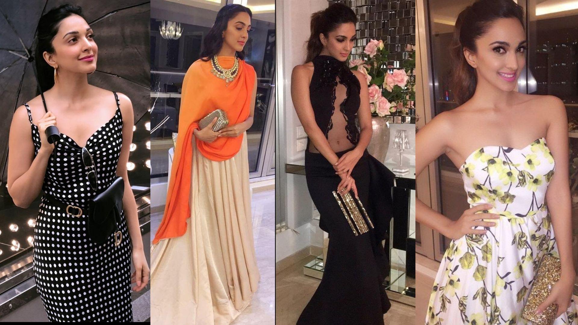 Kiara Advani's Hand Bag Collection That Will Make You Envious!