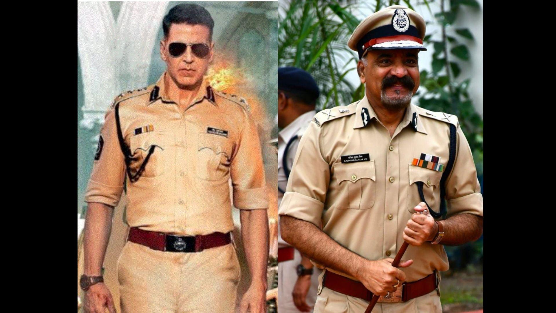 Sooryavanshi: Akshay Kumar's BTS Picture Error Gets Pointed Out By DGP RK Vij; Actor Clears The Air