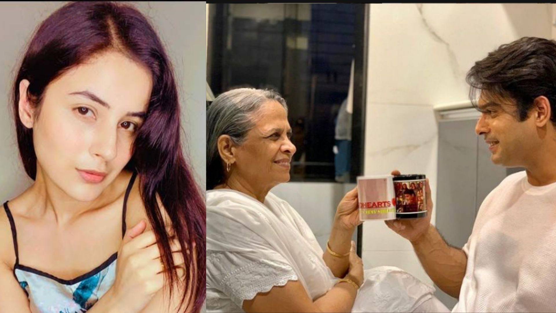 Late Sidharth Shukla's Mother Rita Shukla Wants Shehnaaz Gill To Get Back To Work; Takes Utmost Care Of Her