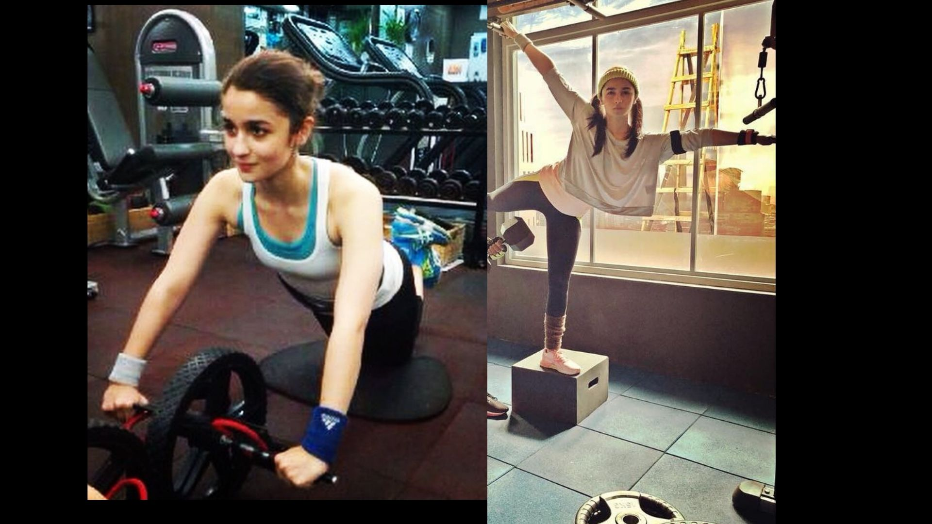 These Workout And Yoga Session Photos Of Alia Bhatt's Will Make You Plan Your Routine Right Away