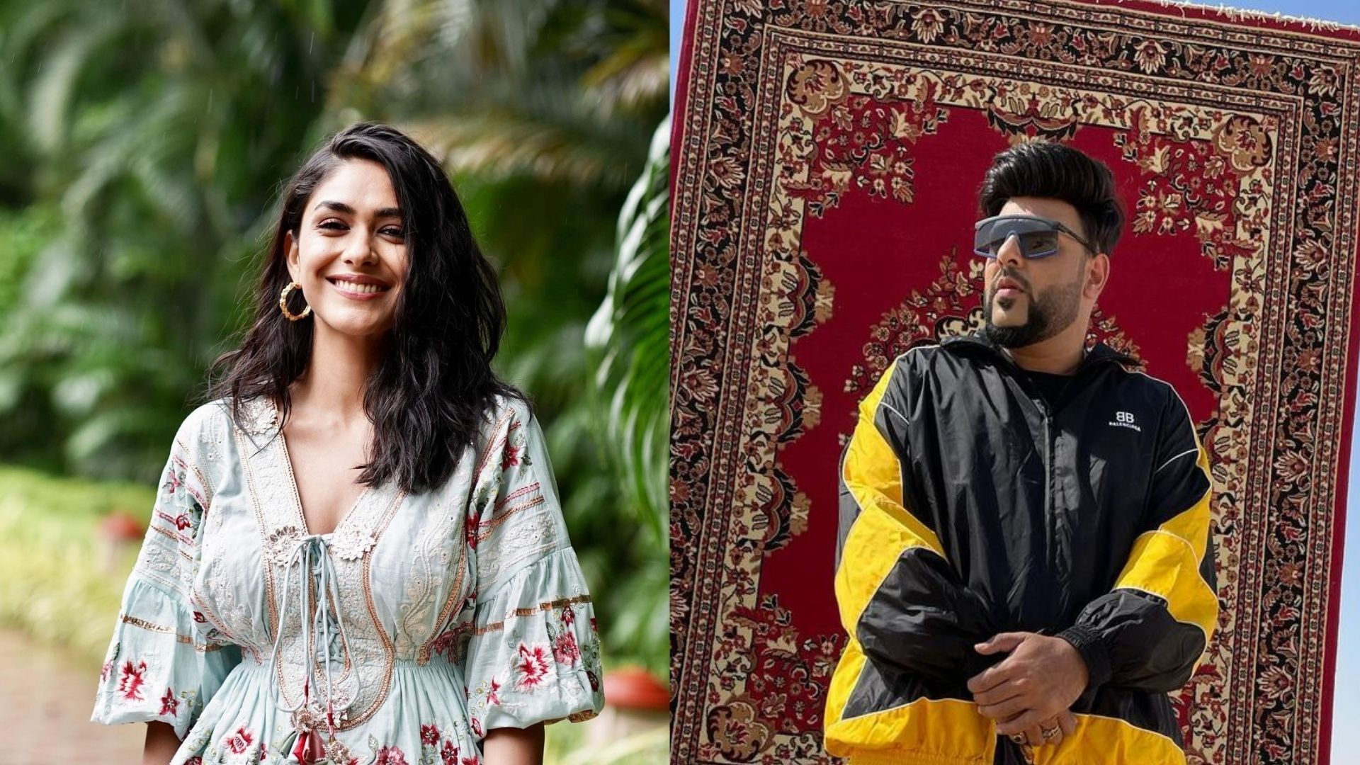 Bad Boy X Bad Girl Song Out Now: Badshah Is Back With Another Iconic Party Track With Mrunal Thakur