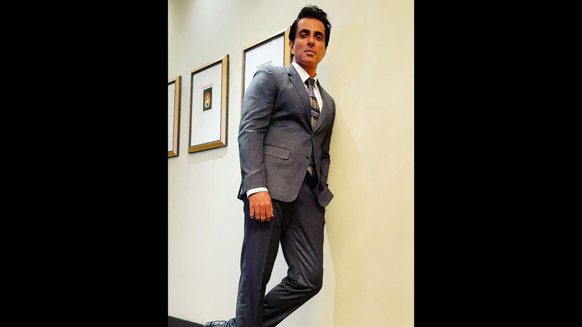 Sonu Sood's Mumbai Office 'Surveyed' By Income Tax Department – REPORTS