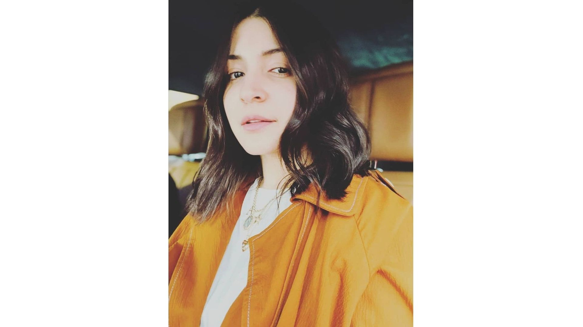 Anushka Sharma Is Back To The Bay With Baby Girl Vamika After UK And Dubai Trip; Shares A 'Sweet Selfie'