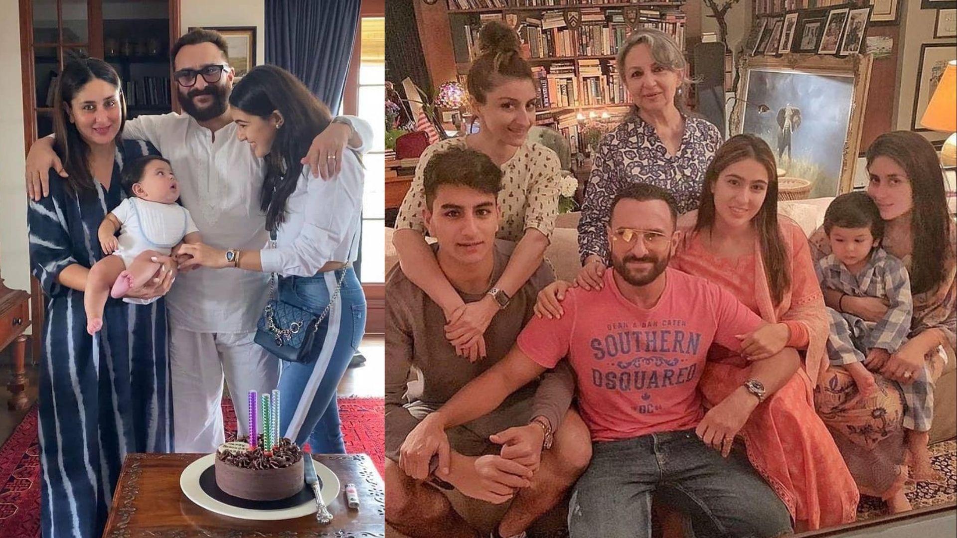 Saif Ali Khan Is Scared Of Expensive Weddings Of His 4 Kids; Actor Says, 'Kapoor Family Mein Kam Se Kam 200 Log Hai'