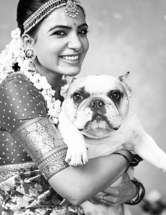 Samantha Ruth Prabhu's a weeks photo dump in monochromes