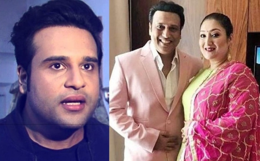 Govinda's Wife Sunita Ahuja Slams Their Nephew Krushna Abhishek; 'Our Fights Will Never Be Resolved', Says Sunita