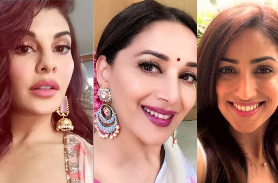 Dance Deewane 3: Special Guests Jacqueline Fernandez, Yami Gautam Along With Judge Madhuri Dixit Groove In Saree Like No One's Watching