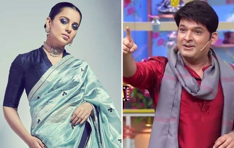Here's Why Kapil Sharma Was Because Of Kangana Ranaut Before Her Arrival On The Comedy Show