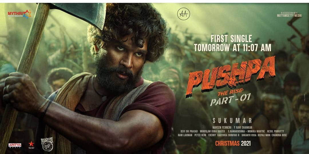 Allu Arjun is resolute about Pushpa: The Rise's launch date